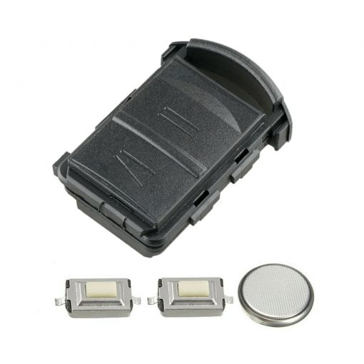 2 Button Remote Key Fob Case Repair Kit for Vauxhall Opel Corsa Combo Meriva