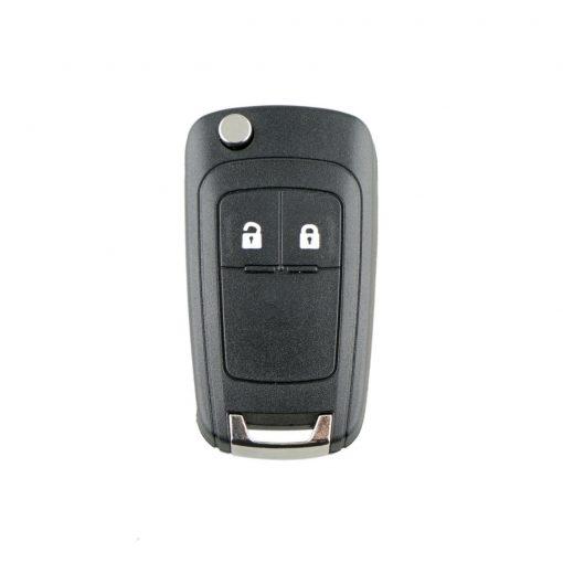 2 Button Remote Car Key Fob Case Vauxhall Opel Astra J Insigina A Zafira C Mokka