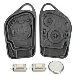 2 Button Remote Key Fob Case Repair Kit for Citroen Berlingo Xsara Picasso Saxo 1