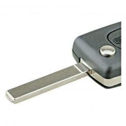 3 Button Light Replacement Remote Key Fob Case for Citroen C4 C5 C6 Picasso w/ Logo 7