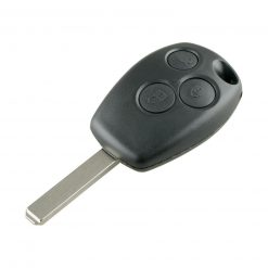 3 Button Remote Key FOB Case Shell for Vauxhall Opel Movano Vivaro Renault Clio Modus