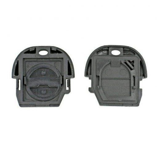 2 Button Remote Key Fob Case for Nissan MICRA ALMERA PRIMERA X-TRAIL NAVARA 2