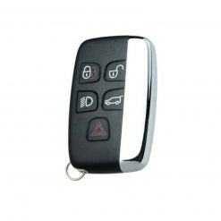5 Button Remote Key Fob Case Shell Cover for Range Rover Evoque Sport Vogue